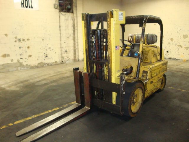 Picture of 15,000# Hyster S155XL