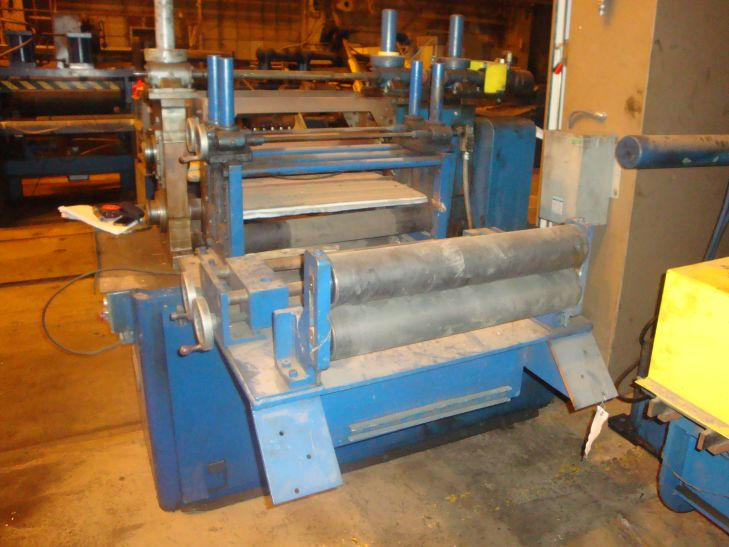 "Picture of 24"" Stanat Slitting Head"